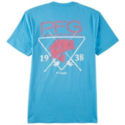 Columbia Mens PFG Riptide Graphic Short Sleeve T-Shirt