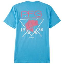 Mens PFG Riptide Graphic Short Sleeve T-Shirt