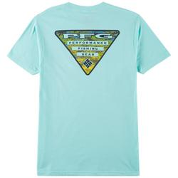 Mens PFG Stem Short Sleeve T-Shirt