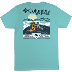 Columbia Mens PFG Stallion Short Sleeve T-Shirt