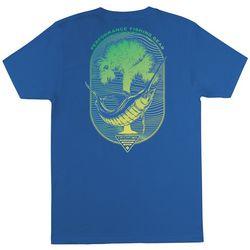Columbia Mens PFG Vasan Solid Graphic T-Shirt