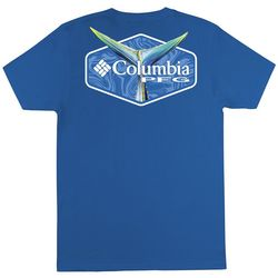 Columbia Mens PFG Core Solid Graphic T-Shirt