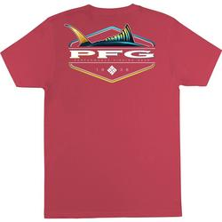 Mens PFG Finn Short Sleeve T-Shirt