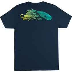 Mens PFG Chugger Graphic T-Shirt