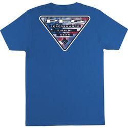 Columbia Mens PFG Columbia Duke T-Shirt