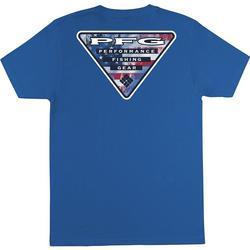 Mens PFG Columbia Duke T-Shirt