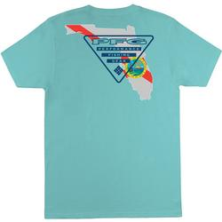 Mens PFG Sprightly Short Sleeve T-Shirt