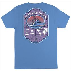 Columbia Mens PFG Grober Short Sleeve T-Shirt