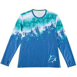 Loco Skailz Mens Mangrove Long Sleeve Shirt