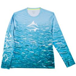 Loco Skailz Mens Surface Hunt Long Sleeve T-Shirt