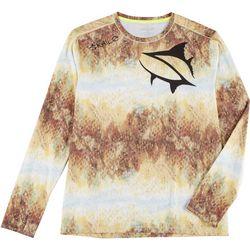 Loco Skailz Mens Mangrove Long Sleeve T-Shirt