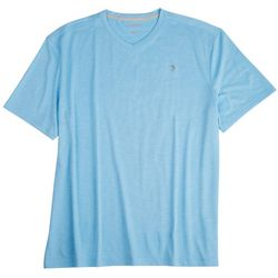 Reel Legends Mens Freeline Fine Stripe Short Sleeve T-Shirt