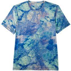 Reel Legends Mens Keep It Cool Mineral T-Shirt