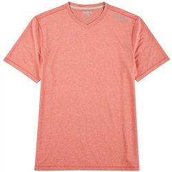 Reel Legends Mens Freeline Heathered Short Sleeve T-Shirt