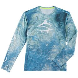 Mens Extreme Fossil Long Sleeve T-Shirt