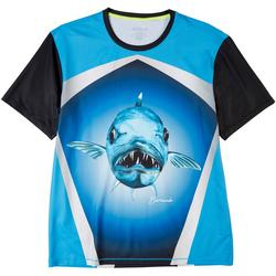 Mens Second Skin Barracuda Short Sleeve T-Shirt
