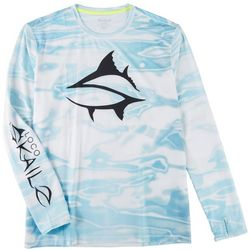 Loco Skailz Mens Second Skin  Ghost Camo T-Shirt