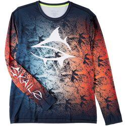 Loco Skailz Mens Second Skin Americana T-Shirt