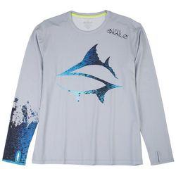 Loco Skailz Mens Submerged Blue Skin T-Shirt