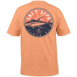 Salt Life Mens Tuna Mission Short Sleeve T-Shirt