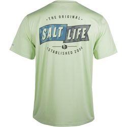 Salt Life Mens SLX Salute Short Sleeve T-Shirt