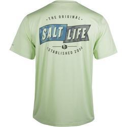 Mens SLX Salute Short Sleeve T-Shirt