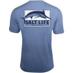 Salt Life Mens Pure Marlin Performance Short Sleeve T-Shirt