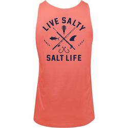 Salt Life Mens Modern Waterman Tank Top