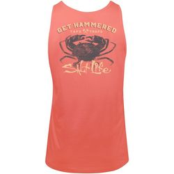 Salt Life Mens Get Hammered Tank Top