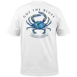 Mens Short Sleeve Got The Blues T-Shirt