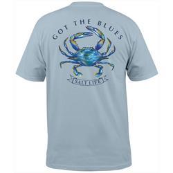Mens Short Sleeve Got The Blues T-Shirt