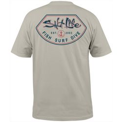 Salt Life Mens Way of Life Short Sleeve T-Shirt