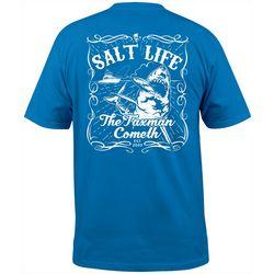 Salt Life Mens Taxman Cometh Short Sleeve T-Shirt