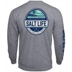 Salt Life Mens A Salty State of Mind
