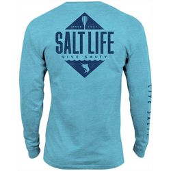 Salt Life Mens Open Season Long Sleeve T-Shirt