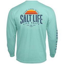 Salt Life Mens Sunbeam Long Sleeve T-Shirt