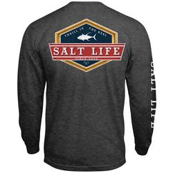 Mens Long Sleeve Thrill In The Reel T-Shirt