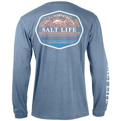 Salt Life Mens The Point Long Sleeve T-Shirt