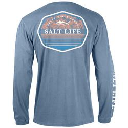 Mens The Point Long Sleeve T-Shirt