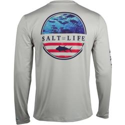 Mens SLX RESPECT Long Sleeve T-Shirt