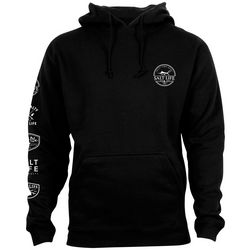 Salt Life Mens Solid Salty Times Ahead Hoodie