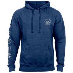 Salt Life Mens Heather Salty Times Ahead Hoodie
