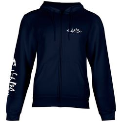 Salt Life Mens Americana Fleece Hoodie