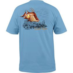 Salt Life Mens Hog Craze Short Sleeve T-Shirt
