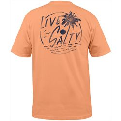 Salt Life Mens Tidal Surge Short Sleeve T-Shirt