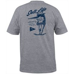 Salt Life Mens Fishatude Short Sleeve T-Shirt