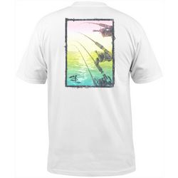 Salt Life Mens Surreal Reals Short Sleeve T-Shirt