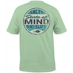 Mens Salty State Of Mind T-Shirt