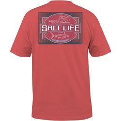 Mens Cast Line Short Sleeve T-Shirt