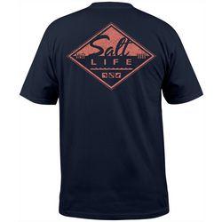 Salt Life Mens Legit Short Sleeve T-Shirt